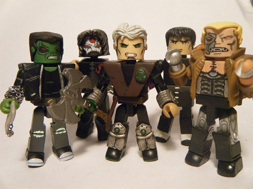 Tournament of Fighters Minimates