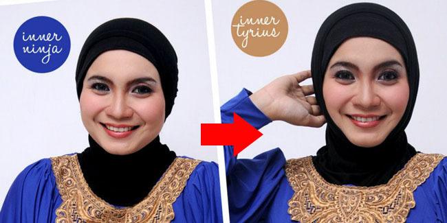 Tips Hijab untuk Pipi Chubby