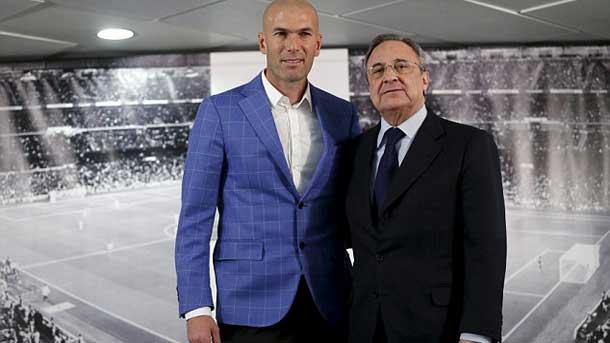 Florentino Pérez podría fichar rápido para el Real Madrid