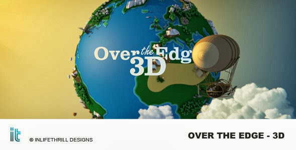 VideoHive Over The Edge - 3D
