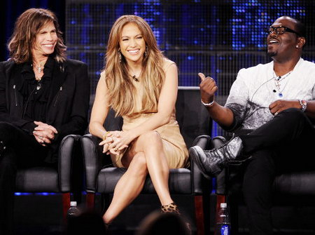 Siaran langsung final American Idol 2011 season 10.