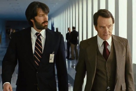 Argo 2012 Movie Review, Ben Affleck, Bryan Cranston