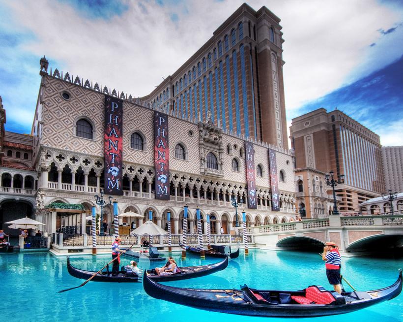 Las Vegas at The Venetian