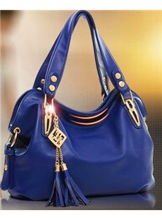 Europe Style PU Zipper-up Women's Handbag/Shoulder