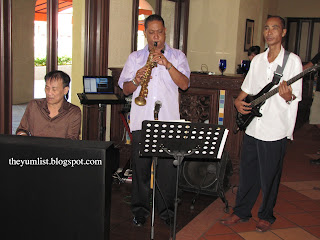 Casa del Rio, entertainment, live music, Malacca, Melaka