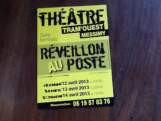 Notre spectacle 2013