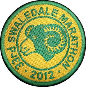 Swaledale Marathon 2012