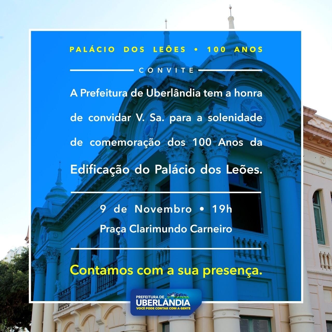 PATRIMÔNIO CULTURAL DE UBERLÂNDIA