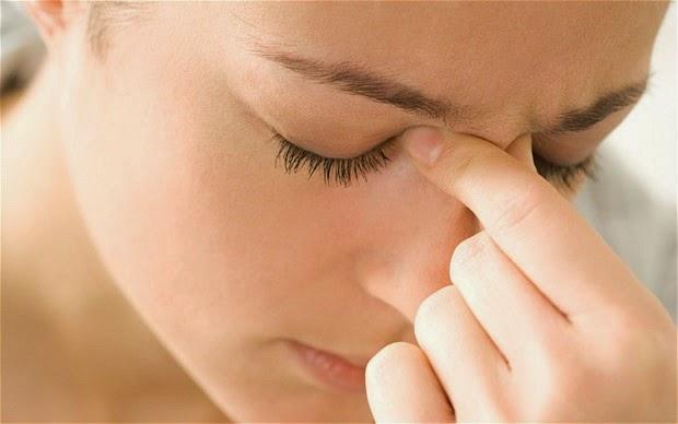 Cara mengatasi Sinusitis