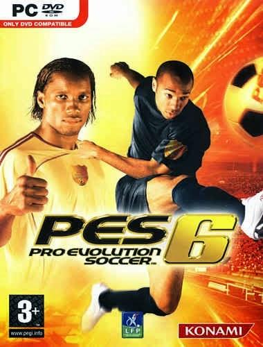 Game PES 2006
