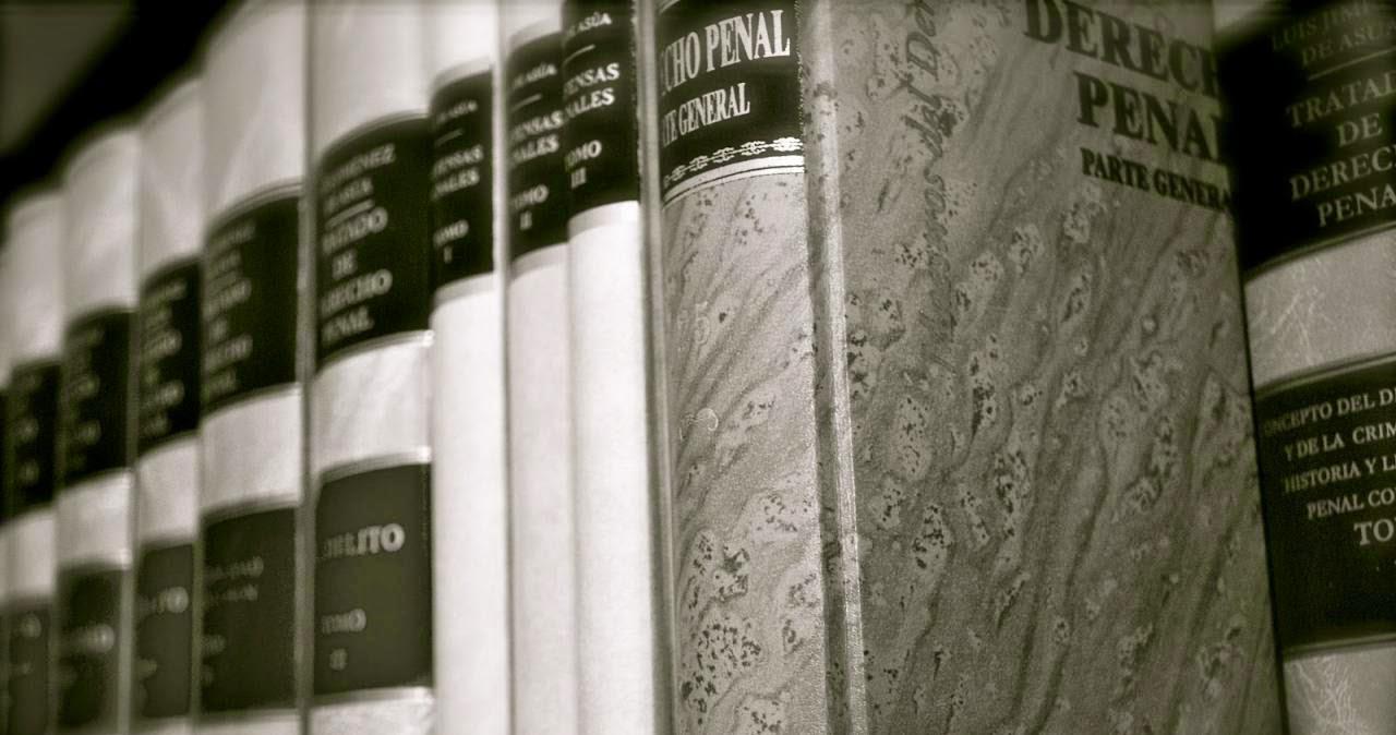 Libros de derecho penal