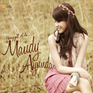 Maudy ayunda sempat merilis album lagu yang berjudul &;panggil aku