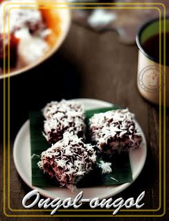 Resep Cara Membuat Kue Ongol-ongol Dua Rasa Nikmat