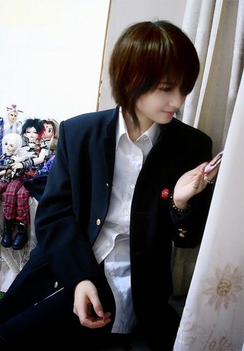 Kiyoshi Sakurazuka 櫻塚澈 / Che Ying Zhong 澈樱冢 Photos 9