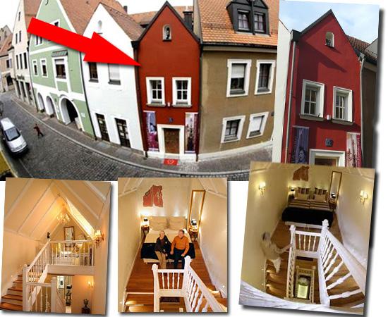 Hotéis mais exóticos do mundo - Eh'haeusl