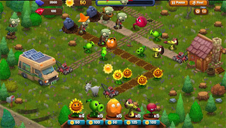 Download Game Plant vs Zombie 2