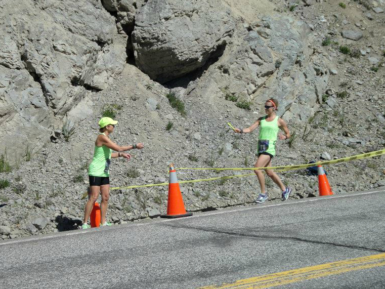 Sawtooth Relay, Relay Race Idaho, Idaho Runners