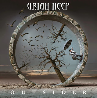 Uriah Heep - 'Outsider' CD Review (Frontiers Records)