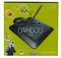 Bamboo Fun Tablet2