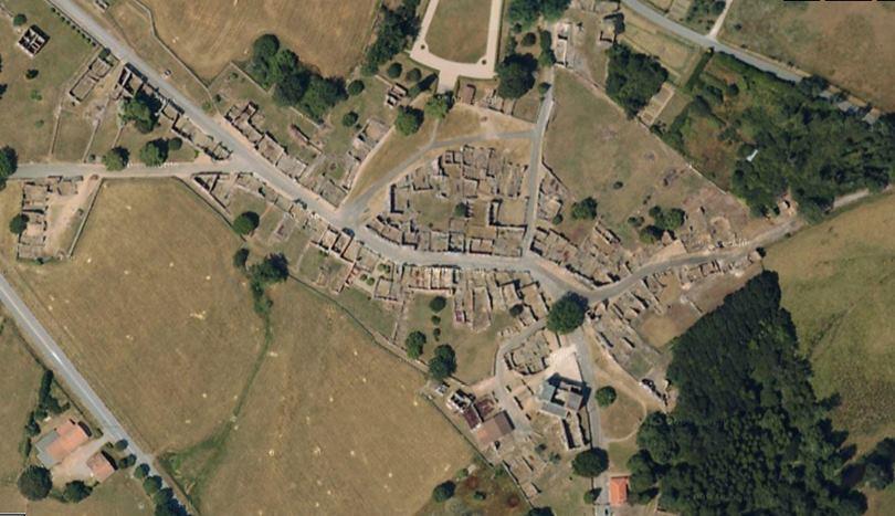 Oradour-sur-Glane, The Old Village of France