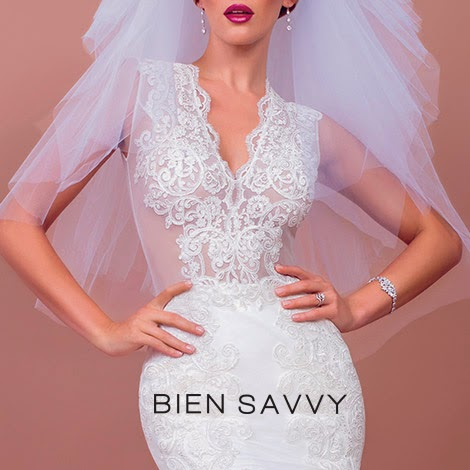 6 Gorgeous Details from Bien Savvy's 2015 Bridal Collection Love Me Forever