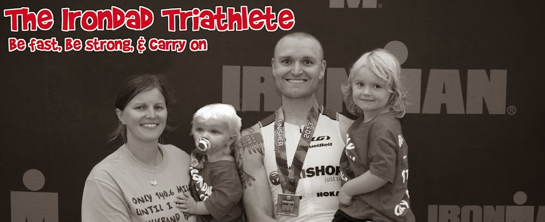 The Irondad Triathlete