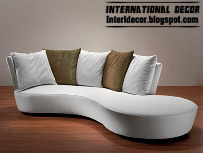 New Sofa White Model 2013, Modern Sofa Fashion