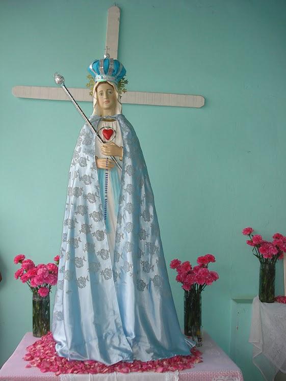 Aparições de Nossa Senhora em Aruja