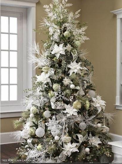 imagen de lindos arboles de navidad