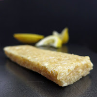 Paleo Lemon, Coconut & Cashew Energy Bars