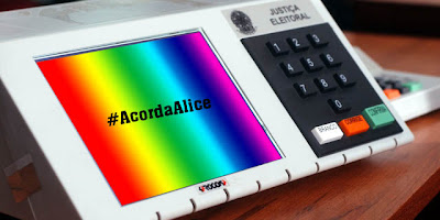 #Acordaalice