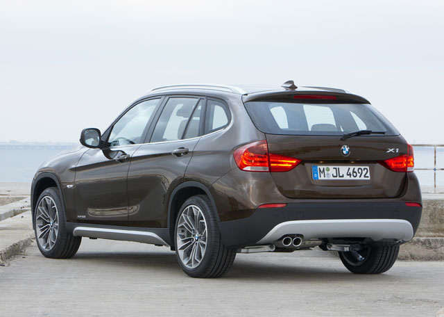 BMW X1 Concept photo gallery