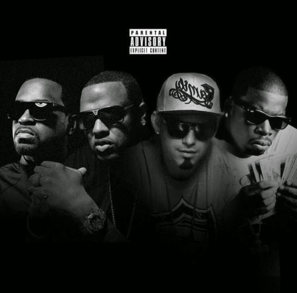 VÍDEO - DeLorean - Picture Me Swangin' (Remix) f. Slim Thug, Paul Wall, Lil Keke & Mitchelle'l