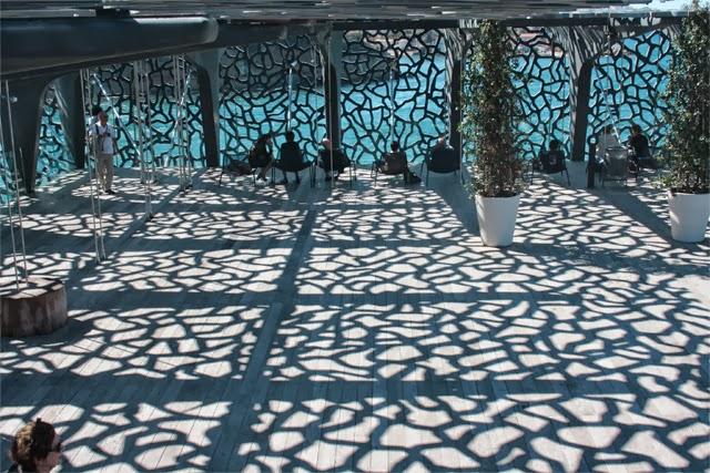 pause au musée Mucem à Marseille - Blog Marseille