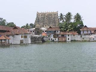 Anantha Padmanabha Swami temple thiruvananthapur