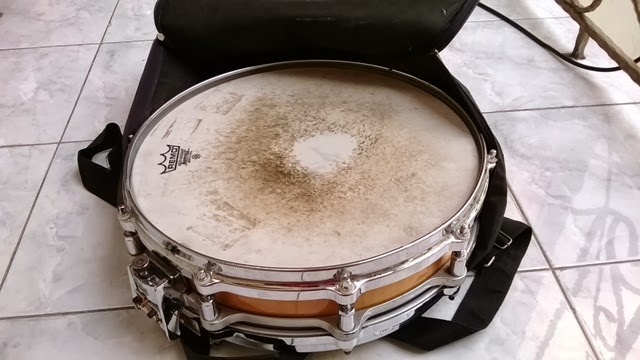 Jual Snare Drum Piccolo Pearl Free Floating