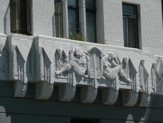 Long Beach Art Deco Festival 30s by Lady by Choice