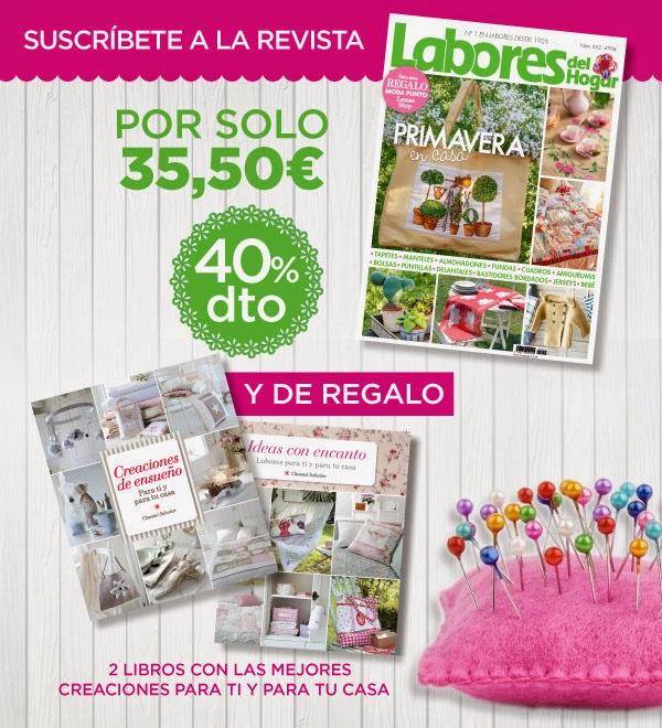 """Promocion """"Labores del hogar"""""""