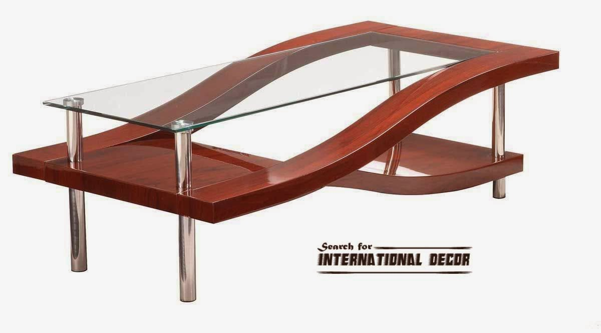 How to choose and buy suitable coffee table Contemporary coffee tables design