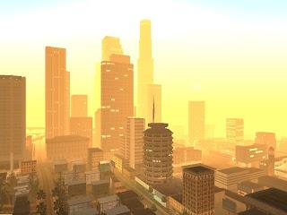 Mapas e Información para GTA San Andreas
