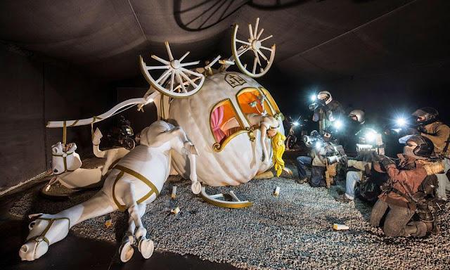 Dismaland - El parque de atracciones de Banksy