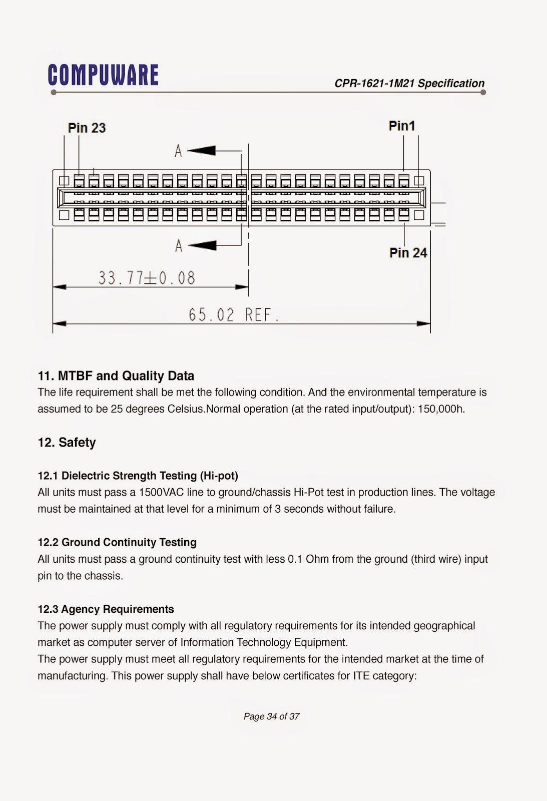 Supermicro Power Supply PWS-1K41P-1R rev1.1 Occasion | Dmitry Pakhatov