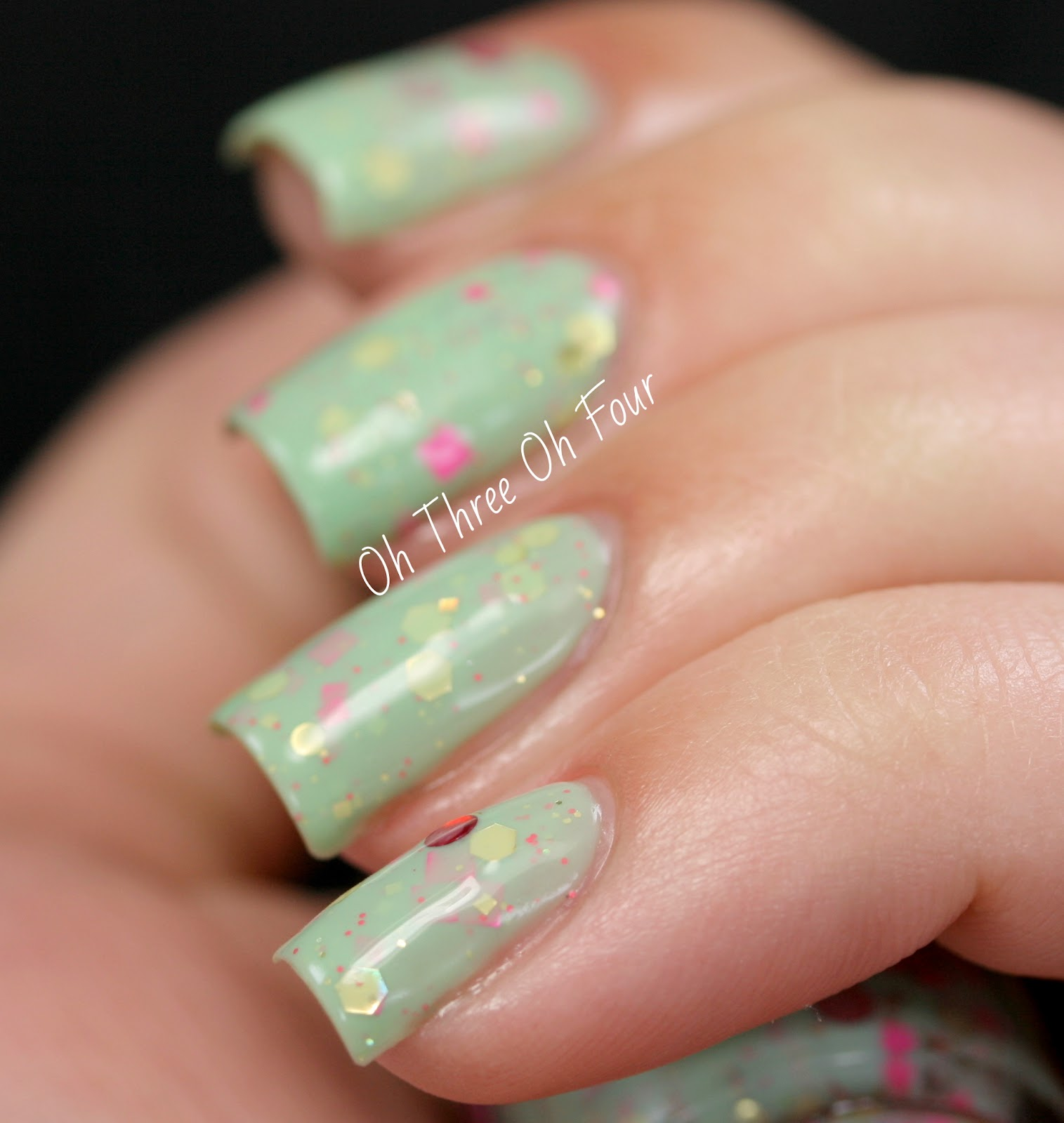 Chirality Polish Guildenstern swatch