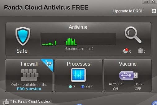 Panda AntiVirus Free 2015 15.0.3 Free Download