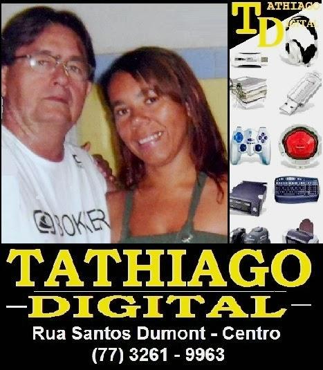 TATHIAGO DIGITAL: O MELHOR EM ELETRÔNICOS!