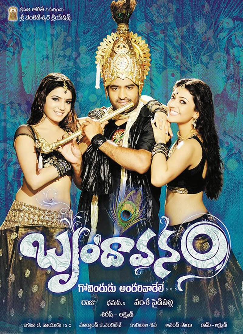 Brindavanam Video Songs