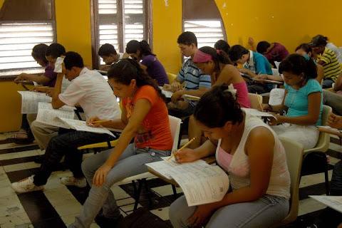 Exámenes Icfes Saber 11 2012