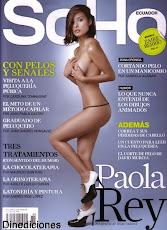 Paola Rey en Soho