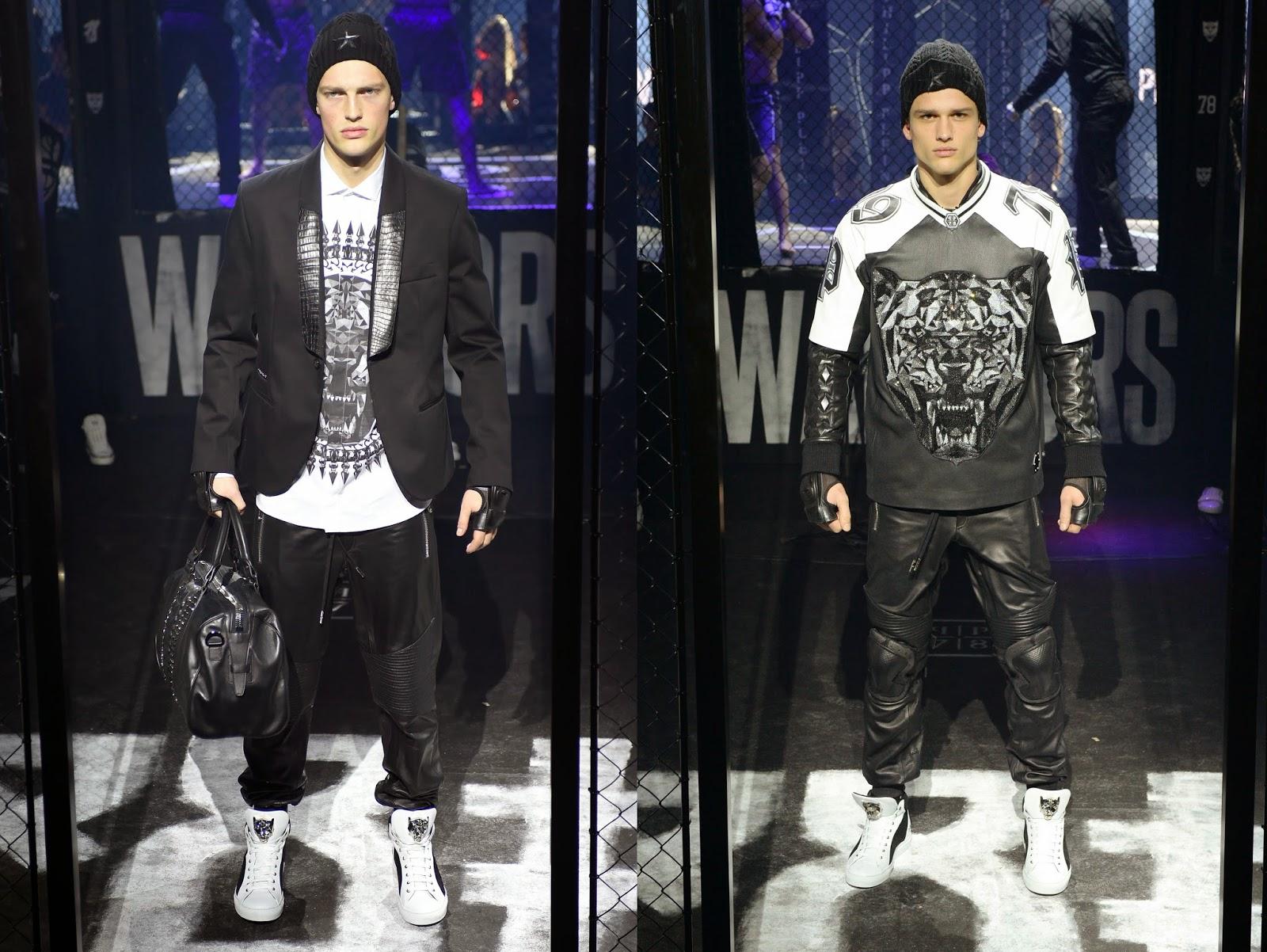 Eniwhere Fashion - Milano Moda Uomo - Philipp Plein AW 2015