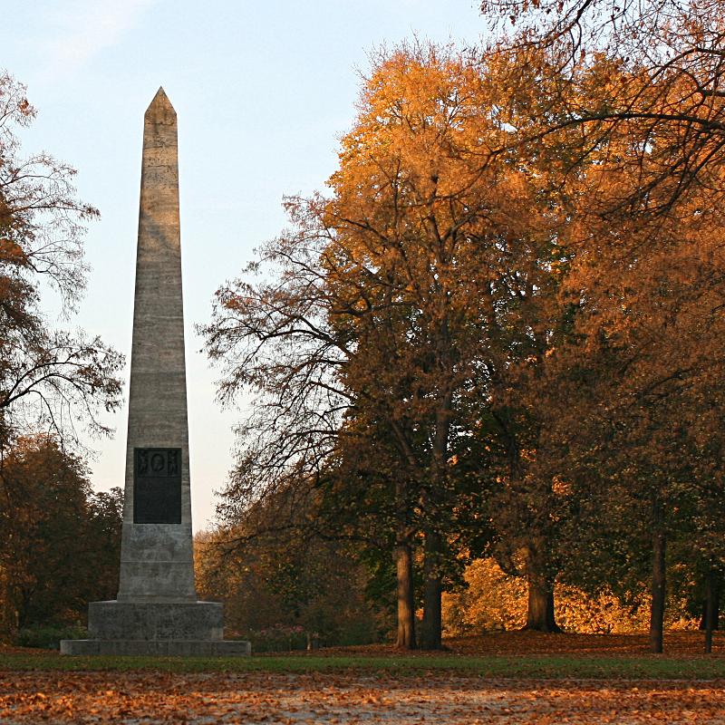 Obelisk Luitpoldpark